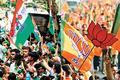 If TMC men attack, break their hands, get rewarded, says BJP