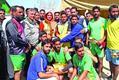 Panjsoo Club, Shaheen Club Dharhama win volleyball titles