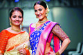 Glimpses of cultural heritage from Mysore Fashion Week