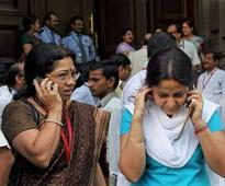 On polling day, tremors felt in parts of West Bengal