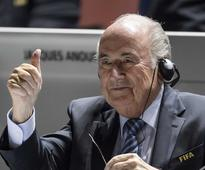 Blatter Re-elected as FIFA President, Prince Ali Concedes Defeat