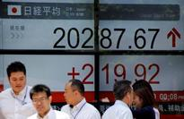 Asia shares up on North Korea reprieve, dollar back in doldrums