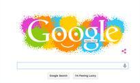 Google celebrates Holi with colourful Doodle