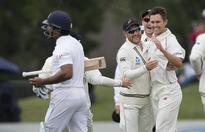 New Zealand gain upper hand against Sri Lanka