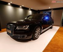 Amazing facts about the Rs 9.12 crore-worth Audi A8L Security
