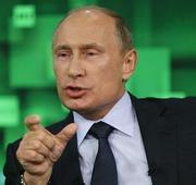 Vladimir Putin says Russia is not isolated