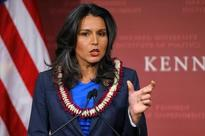 Congress woman Tulsi Gabbard launches campaign for Diwali stamp