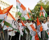 Congress names party chiefs for Seemandhra, Telangana units