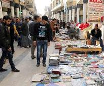 Iraqi libraries ransacked by Islamic State in Mosul