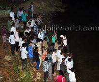 Udupi: 18-year-old girl jumps into river from bridge, search on