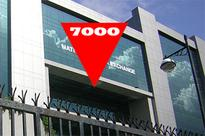 Bloodbath! Sensex crashes over 800 points