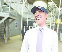 Obama boast: If I run again...