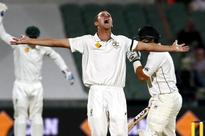 Cricket-Hazlewood leads Australia charge as Sri Lanka crumble