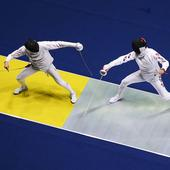 Images from Day 1 of the Asian Games 2014 in Incheon