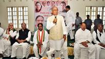 Congress Leaders Spar before Digvijaya Singh