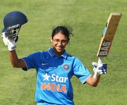 India's Smriti Mandhana signs up for Women's Big Bash League