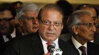 Sharif says ready for unconditional talks with India