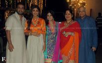 Photos: B-towners celebrate Diwali with Shilpa Shetty and Raj Kundra