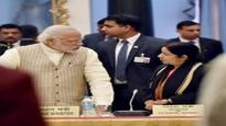 Modi meets top ministers to discuss AgustaWestland scam