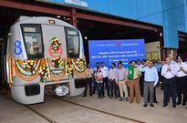 DMRC starts adding 258 new coaches