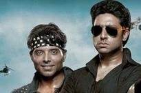 No song and dance for Abhishek and Uday in Dhoom 3