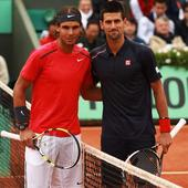 French Open: Novak Djokovic and cold weather threaten Rafael Nadal's Paris bid