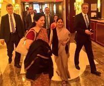 Sushma Swaraj's message at UNGA: India will continue to isolate Pakistan