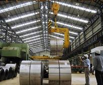 Industrial production contracts by 1.8 per cent in Oct