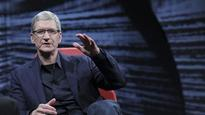 Apple CEO makes no apology for company's tax strategy