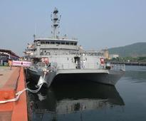INS Astradharani commissioned at Vizag