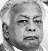 Former Union Minister Venkat Swamy No More
