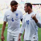 Wayne Rooney favourite to succeed Steven Gerrard as England captain