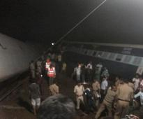 27 dead as 2 trains derail while crossing a bridge in MP; 250 rescued