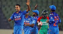 Stuart Binny hopes the extra pace he has added can land him World Cup berth