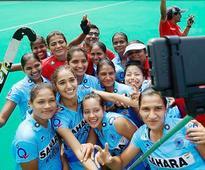 Hockey India applauds the women's team for sealing Rio Olympics berth
