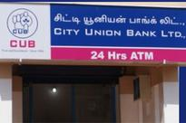 City Union Bank Q3 PAT at Rs.113 crore, up 10.7%