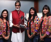 Amitabh Bachchan: I am not a singer, it's frightening for me to sing
