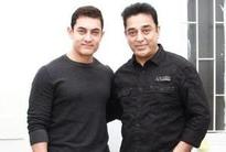 Aamir Khan catches up with Kamal Haasan