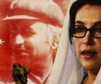 Pakistan police arrests 2 suspects involved in attack on Benazir Bhutto