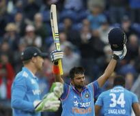 Raina and Jadeja power India to massive 133-run win