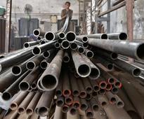 U.S. locks in duties on certain Indian steel pipes