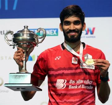 Srikanth storms into top-10 of world rankings