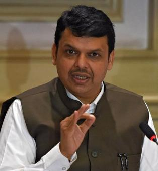 'If we can talk to Naxals, Hurriyat, why not with MNS?': Fadnavis on ADHM row
