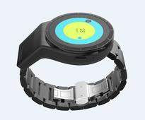Lenovo showcases Magic View, the first dual-screen Android smartwatch
