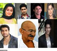 Gandhi Jayanti special: TV folks share their views about Mahatma Gandhi and films based on him