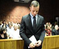 Oscar Pistorius sentenced to five years in prison for killing girlfriend