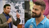 Kohli is just the tonic the current generation of young kids aspiring to make it big requires: Laxman