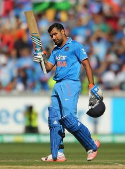 Injured Rohit likely to miss World Cup warm-ups