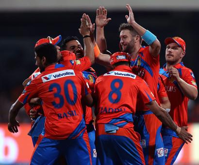 IPL PHOTOS: Clinical Gujarat thump Bangalore by 7 wickets