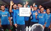 VVS Laxman's fancy shirt and Team India's message